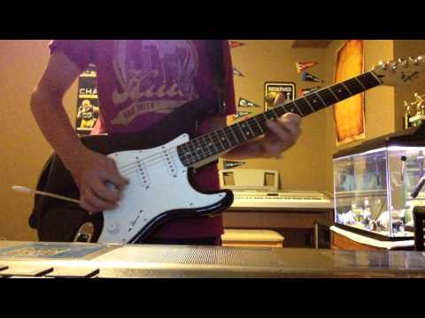 Kutless - Mistakes (Guitar Cover)
