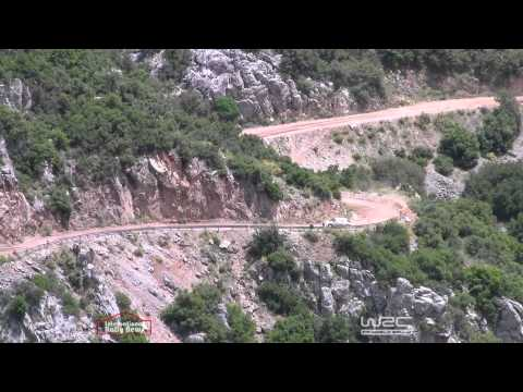Full WRC Acropolis Rally Greece 1080 HQ Sounds