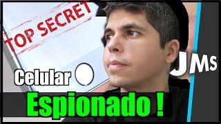 Celular Rastreado + Espionado | O que fazer? #JMSEuQueroVideo ep.08