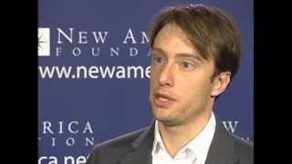 Gabriel Sherman: 2013 Bernard L. Schwartz Fellow
