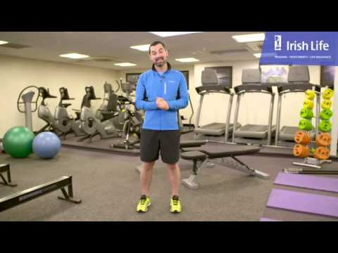 Irish Life - Karl Henry's Simple tips on Injury Prevention and Stretching