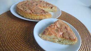 Яблочный пирог, который ВО РТУ ТАЕТ!