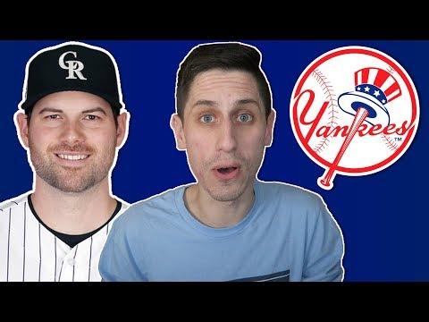 Adam Ottavino SIGNS with New York Yankees Reaction