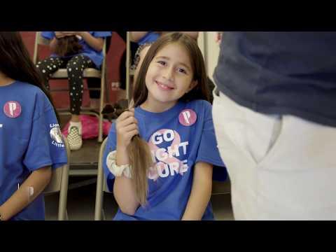 Little Lake Elementary School Hair Donation Event - 10.9.19