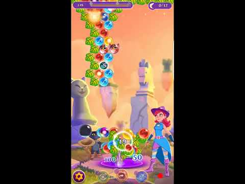 Bubble Witch 3 Saga Level 364 ~ No Boosters ⭐️⭐️