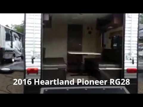 Pioneer Travel Trailer