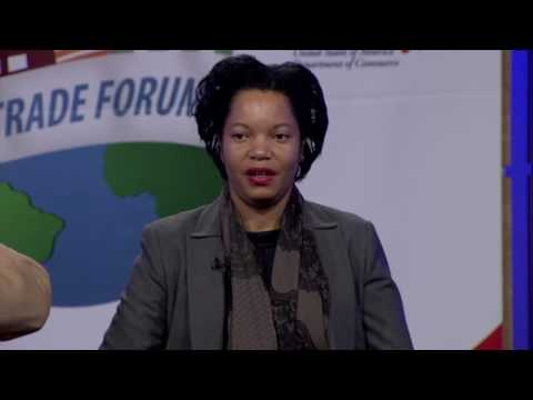 2016 International Trade Forum Session I: Finding Business Beyond America's Borders