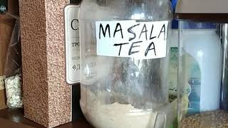 Индийский масала чай рецепт