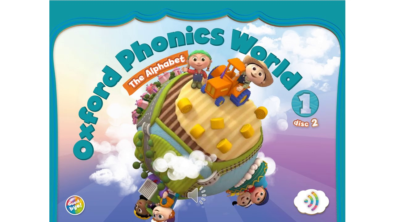 Oxford Phonics World 1 Pdf