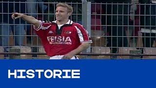 HISTORIE | 1998: AZ - FC Utrecht