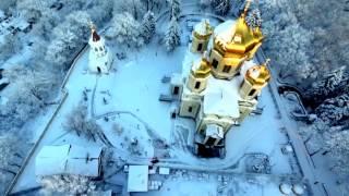 Зима Ставрополь
