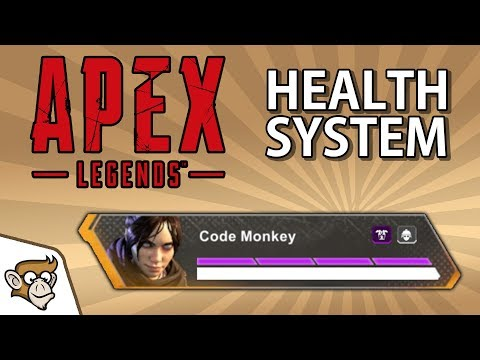 Apex Legends Health System built in Unity (Unity Tutorial) thumbnail