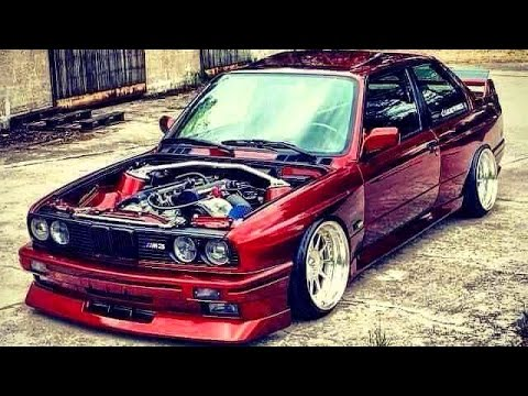 Ultimate BMW E30 Sound Compilation