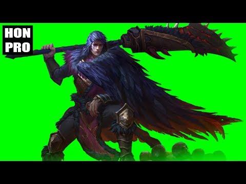 HoN Pro Nomad Gameplay - iPx`_ - Immortal