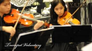 Trumpet Voluntary - String Quartet