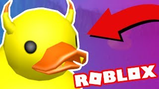 THE KILLER 3-LEGGED DUCK IN THE ROBLOX!! → Roblox Funny moments #10 🎮
