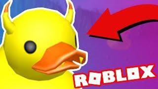 IL KILLER 3-LEGGED DUCK IN THE ROBLOX!! Roblox Momenti divertenti #10 🎮