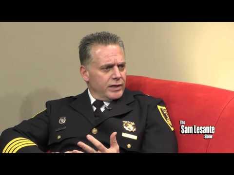 The Sam Lesante Show - New Hazleton Mayor & Interim Police Chief