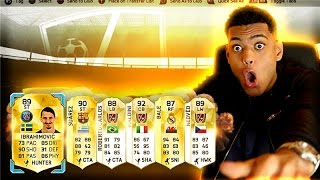 THE MOST INSANE FIFA 16 LEGEND PACK OPENING EVER!!!