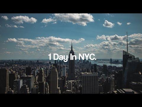 1 Day In New York City // Short Film //