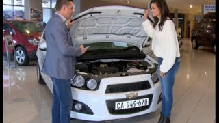 AutoTrader car comparison tool on Expresso SABC 3