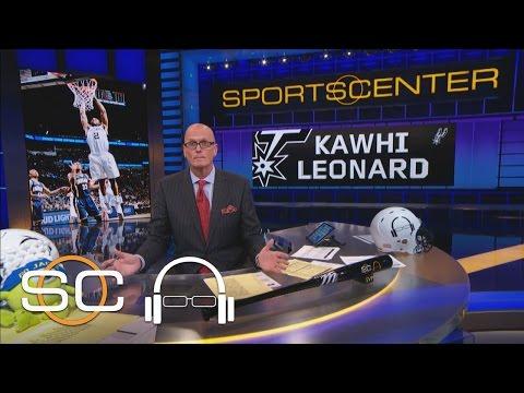 Kawhi Leonard's Greatness Flies Under-The-Radar | 1 Big Thing | SC With SVP