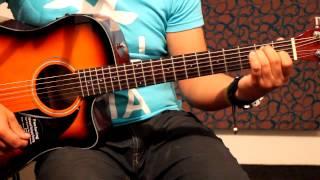 Corre - Jesse & Joy - Video Tutorial y Partitura para guitarra