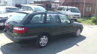 Видео-тест автомобиля Mazda Capella (GW8W-201536 2000г)