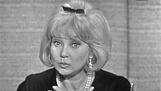 What's My Line? - Minnesota Fats; Ann Sothern; Alan King [panel] (Jan 17, 1965)