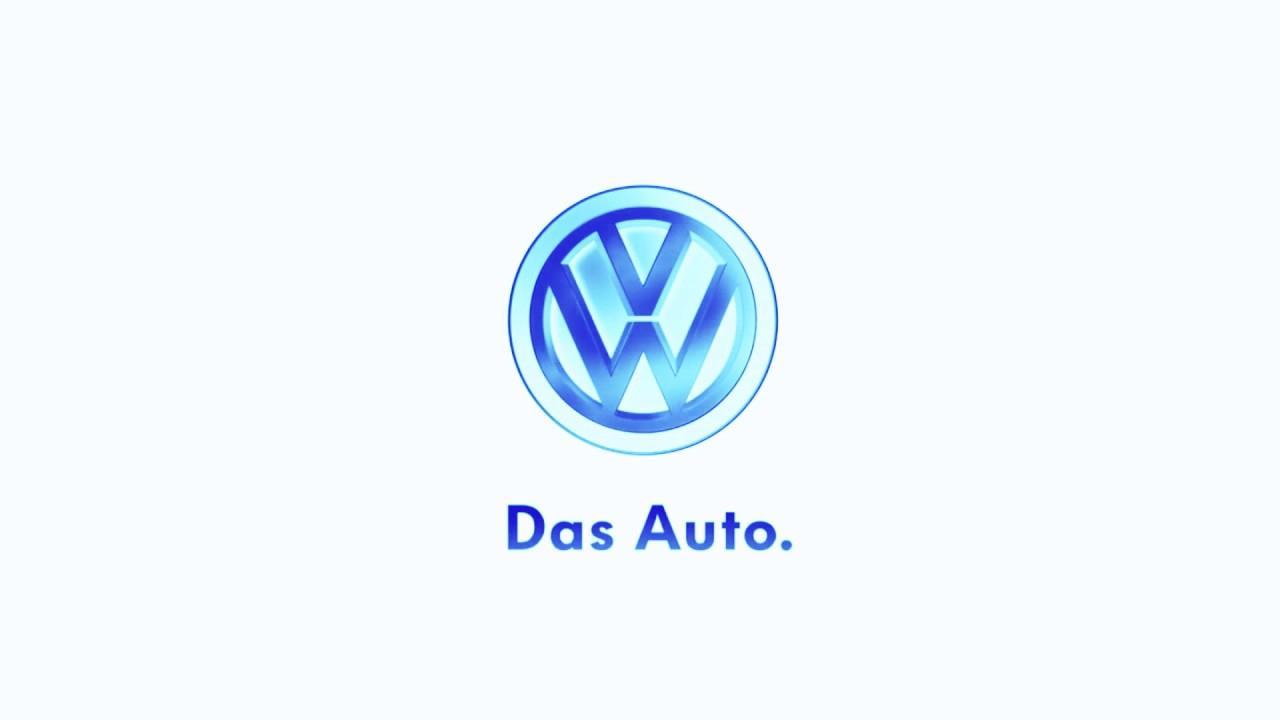 Logo Volkswagen Das Auto