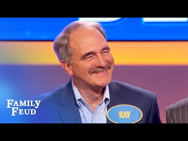 OMG! Fireman put WHAT on his pole??? | Family Feud