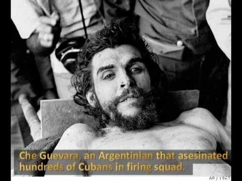the real che guevara This is a nice, short book, only 200 pages but with a good index this book, as stated in the subtitle, indeed exposes the real che guevara and the useful idiots, particularly hollywood celebrities and media personalities, who idolize him.
