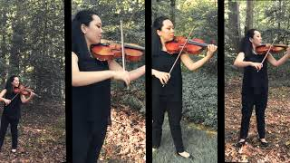 shake it off classical cover