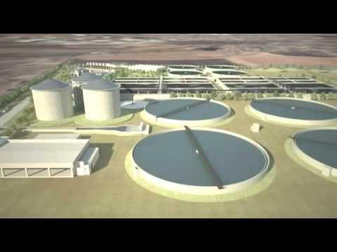Planta de tratamiento de aguas residuales el ahogado youtube - Tratamiento de agua ...