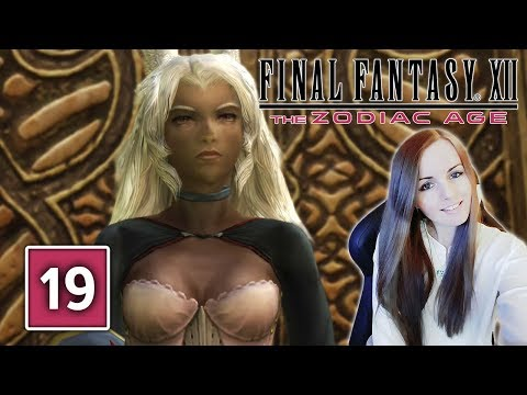 HENNE MINES | Final Fantasy 12 The Zodiac Age Gameplay Walkthrough Part 19