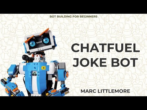 Chatfuel Joke Bot - Using external APIs to make your Messenger chatbot funny