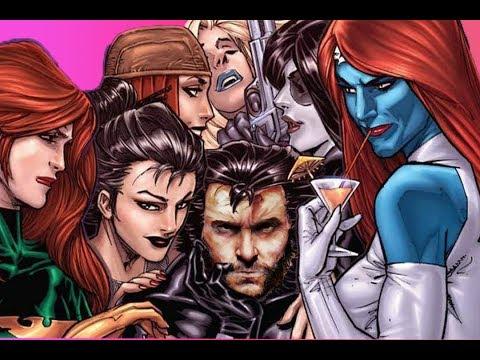 My Top 10 Wolverine's Love Interest