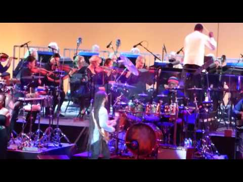 Ziggy Marley and the Hollywood Bowl Orchestra---6 18 17--- Top Rankin'