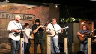 Clinton Gregory Bluegrass Band- Orange Blossom Special