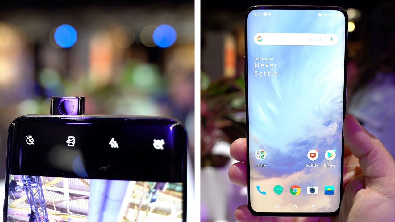 The Morning After: OnePlus 7 Pro review