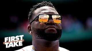 Stephen A. reacts to news of David Ortiz being shot in the Dominican Republic | First Take