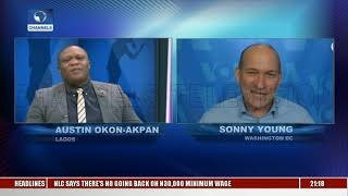 Young Analyses NBA, AFCON Qualifiers & AWCON |Sports Tonight|