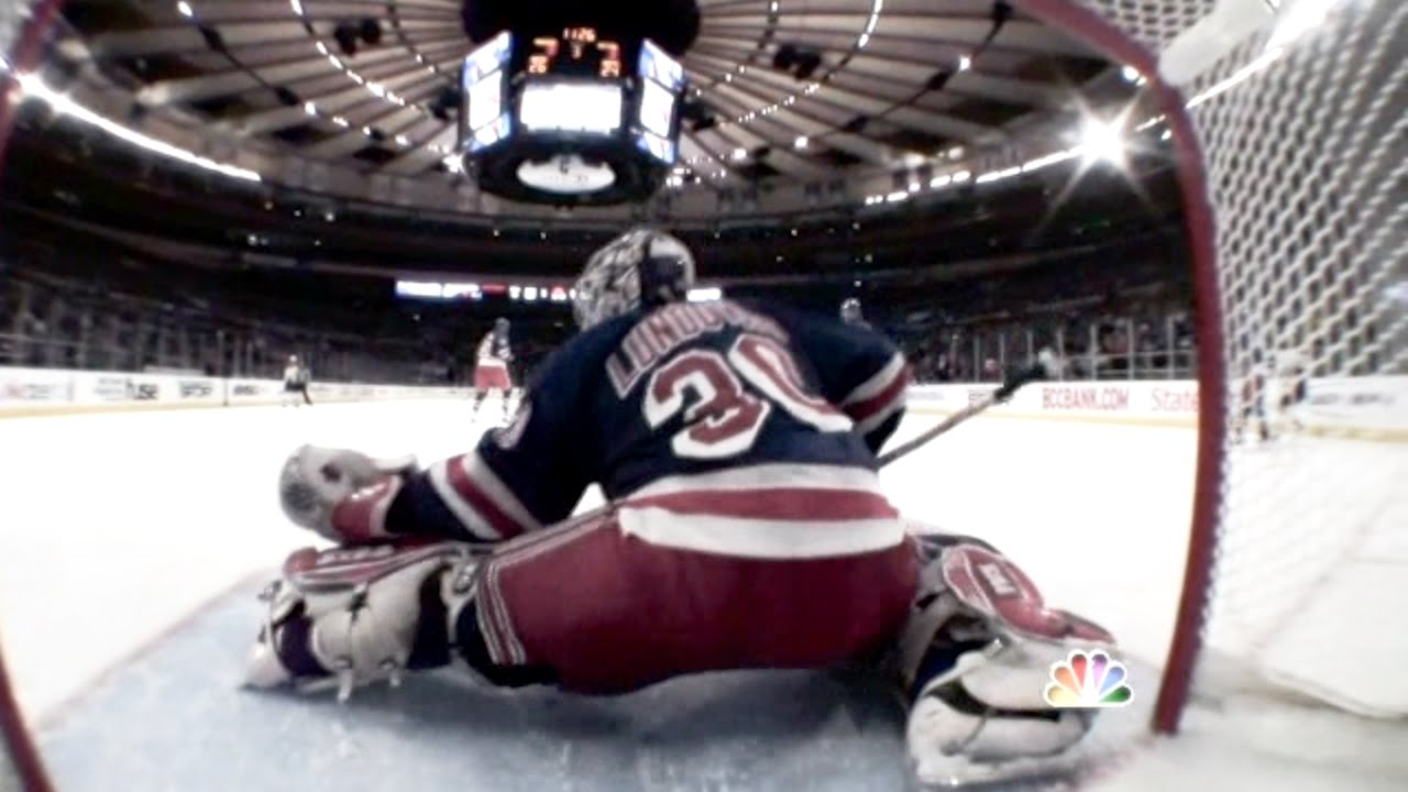 Henrik Lundqvist The King Of Ny 2008 2009 Youtube