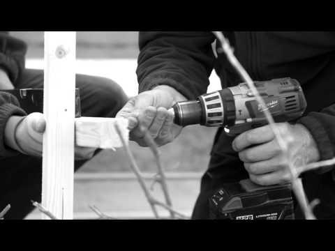 Hvordan bygger man en træterrasse