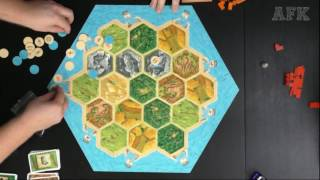 AFK — Settlers of Catan