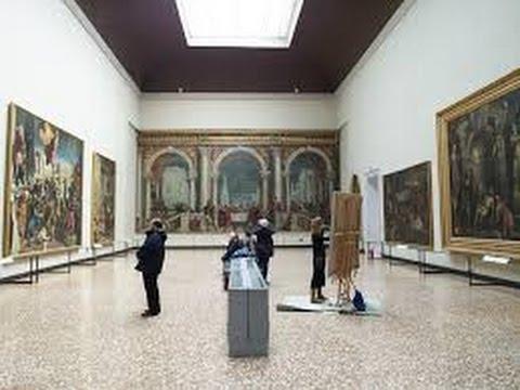 Venezia - Gallerie dell'Accademia - Venice - Galleries