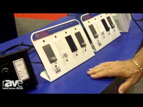 InfoComm 2015: RDL Radio Design Features the New Ultra Compact 2 Watt Decora-Style 8 Ohm Loudspeaker