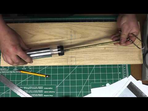 Wimshurst Machine Build Part 2
