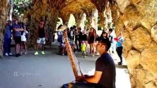 Kora Harp Music in Barcelona