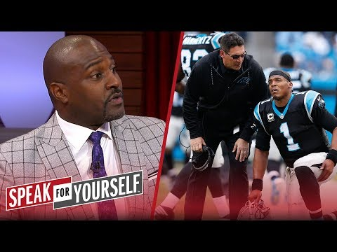 Panthers firing Ron Rivera should be good for Cam Newton — Marcellus   NFL   SPEAK FOR YOURSELF